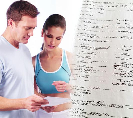 valutazione corporea