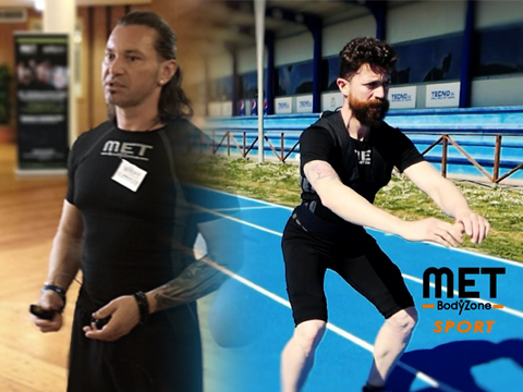Come l'EMS migliora le prestazioni sportive. Parla il Prof Massimiliano Lattanzi, Preparatore Sportivo