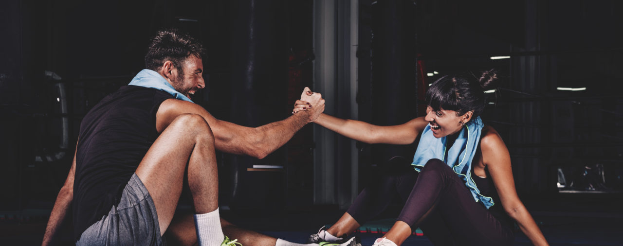 La motivazione giusta per allenarti e abbattere la pigrizia
