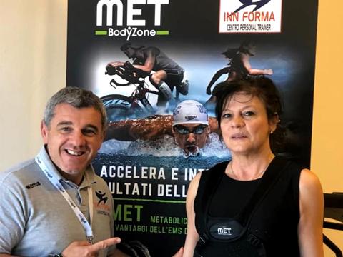 Mauro, imprenditore del fitness, sceglie MET per il suo Centro PT. Ecco le sue motivazioni.